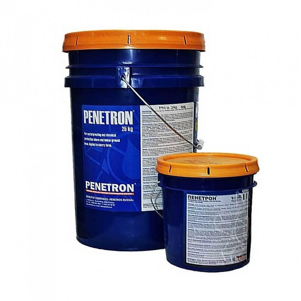 Пенетрон — ведро 25 кг